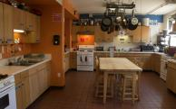 Kitchen at East Campus